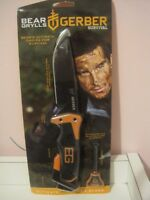 Gerber Bear Grylls Ultimate Pro Fine Edge Fixed Blade Knife 31-001901