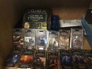 Game Of Thrones Trading Card Game