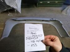 OPEL VECTRA C Stoßstange Stoßfänger hinten rear bumper 1404157 9186137 OEM NEU