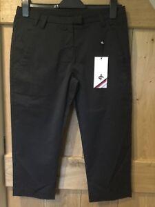 BNWT Cross Mist Womens Waterproof stretch Trouser - 3/4 length - size 38
