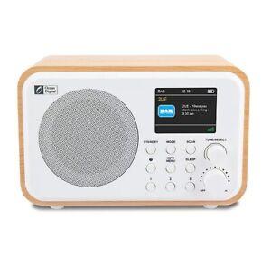 Ocean digital DK-336 wooden DAB DAB+ FM RADIO TUNER