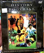 History Of Football (World CUP Special) The Beautiful Game ~ 7-DVD ~ 14 1/2Hours