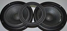 """2x Foam,Sicken 10""""  JBL  JBL L26, L36, L40, L50 ,L80, L80T+leim"""