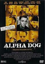 Alpha Dog mit Bruce Willis, Justin Timberlake, Sharon Stone, Emile Hirsch DVD