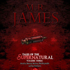 Tales of the Supernatural: v. 3 by M.R. James (CD-Audio, 2007)