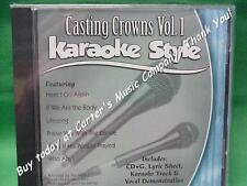 Casting Crowns #1 ~ Christian Daywind Karaoke Style ~~ If We Are the Body ~ CD+G