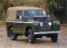 "LAND Rover Serie 2 A SET TUBI FRENO 88/109"" NUOVO"