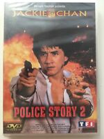 Police Story 2 DVD NEUF SOUS BLISTER Jackie Chan