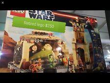 LEGO Star Wars 9516 - retired Jabba's Palace BNIB