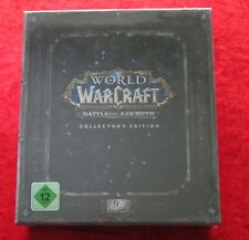 WOW World of WarCraft Battle for Azeroth Collector´s Edition, PC Mac Spiel