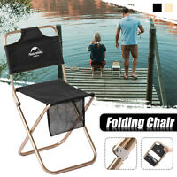 Naturehike NH18M001-Z Folding Chair Outdoor Seat Fishing BBQ Portable