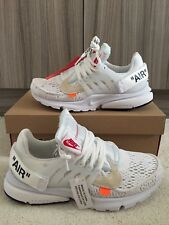 Nike Nike Air Presto Trainers Nike x OFF WHITE for Men  9bc344866