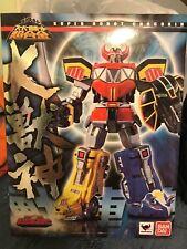 Zyuranger Super Robot Chogokin Daizyujin Megazord Power Rangers BANDAI sentai