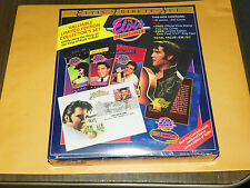 The Elvis Collection Set-All 5 Boxes-SEALED-FREE -ELVIS IN CONCERT JACKET