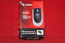 PS/2, Labtec Standard Wheel Mouse M-SBG91A. (HD840LA)