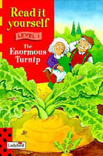 The Enormous Turnip (Ladybird Read It Yourself Level 1),  | Hardcover Book | Acc