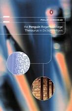 The Penguin Roget's College Thesaurus in Dictionary Form  FREE POSTAGE in the US