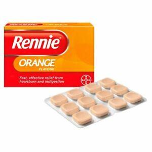 Rennie Orange 24 Tablets
