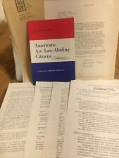 1964-1965 Civil Rights in Ms 6 documents Freedom Summer, Mississippi Burning