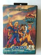 The Pirates Of Dark Water Sega Mega Drive ( FAST & FREE SHIPPING )