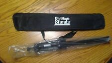 On-Stage Stands Folding Music Stand With Carry Bag