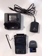 Socket SoMo 650-M Handheld Terminal, Scan Card, Cradle, and Power Adpater