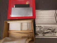 Ho Scale Structures Limited K109 Flu Rack & Carts Craftsman Kit