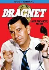 Dragnet: Classic Tv Episodes DVD