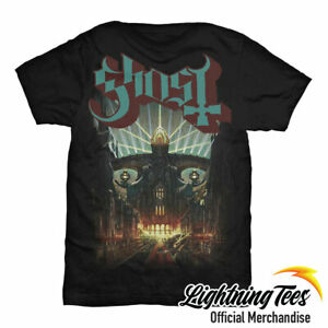 Official Ghost Band Meliora Rock T-Shirt