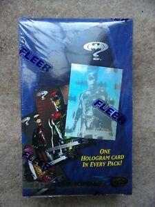 BATMAN FOREVER 36 Packs of Trading cards Ultra Fleer 1995 in sealed box