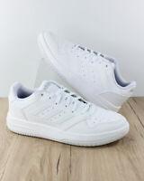 Adidas Scarpe Sportive Sneakers Basket GameTalker Uomo Bianco