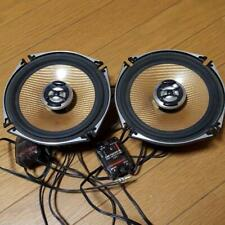 Pioneer TS-J1700A Car Speakers Carrozzeria Tested Working Good F/S