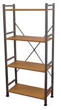 Bookcase 4 Shelf Furniture Storage Shelving Book Bookshelf Local Pick-up Only
