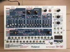 Roland SH-32 Synthesizer Modul Sequenzer Drum Maschine Klassischer