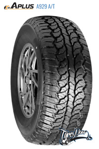 APLUS A929 A/T Tyres 255/70R16 111T Crossover 4WD Tires AT All Terrain Brand NEW