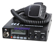 Tti TCB 771 multi canale 12/24 Volt Radio CB