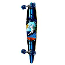Yocaher Pintail Wave Longboard Complete