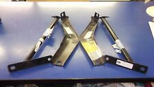 NOS 1964-1966  Mustang Front Bumper brackets   Shelby Gt GT-350  all four