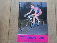 wielerkaart team lampre 1993 maurizio fondriest