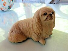 Discounted Vintage Aynsley Hand Painted Shih Tzu Dog MasterCraft Made in England