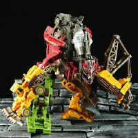 HASBRO TRANSFORMERS DEVASTATOR COMBINE 7 ROBOT TRUCK CAR ACTION FIGURES TOY KID