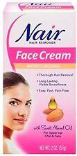 Nair Hair Remover Moisturizing Face Cream w/ Sweet Almond Oil 2oz