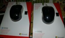 Microsoft Wireless Mobile Mouse 3500 lot of two new