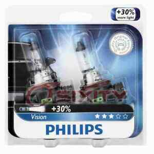 Philips H11PRB2 Vision Headlight Bulb for H11XV-2 Electrical Lighting Body ad