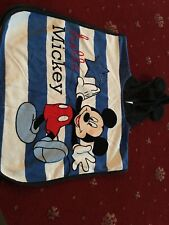Mickey Mouse Children's Towel Blanket Hoody Disney