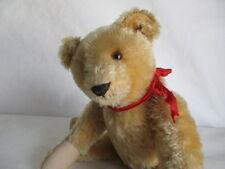 RAR ORIGINAL ALTER STEIFF TEDDY um 1930 VORKRIEG FF KNOPF VK TEDDY BEAR