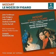 Daniel Barenboim - Mozart: Le Nozze di Figaro [CD]