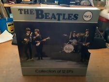 Beatles  Vol 3  Collection of 12 EP's  BOX ONLY