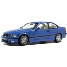 BMW E36 Coupe M3 1990 Blue 1/18 - S1803901 SOLIDO