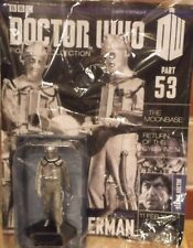 New Doctor Who Figurine Collection Moonbase Cyberman and Magazine - Part 53